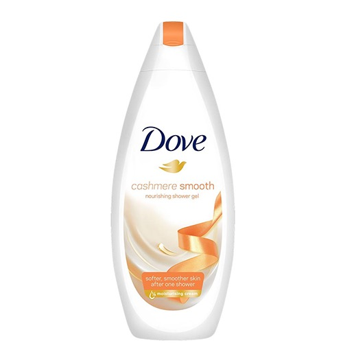 DOVE bath 250ml natural caring oil