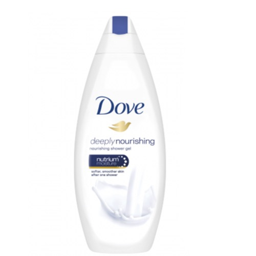 DOVE bath 250ml deeply nourishing