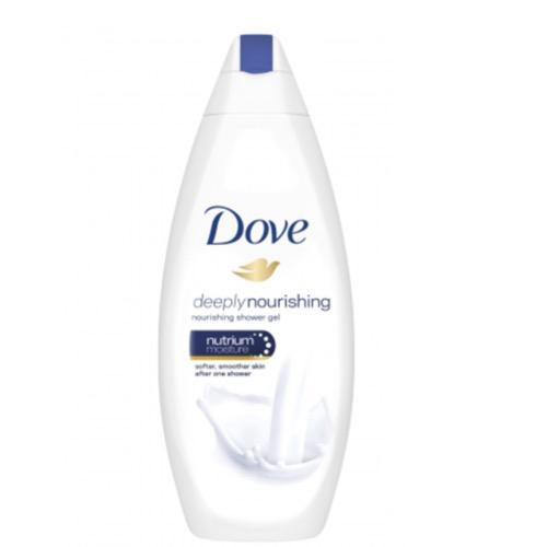 DOVE bath 250ml deeply nourishing