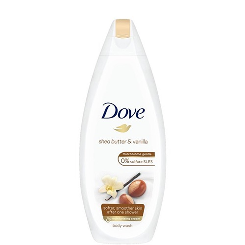 DOVE bath 250ml shea butter