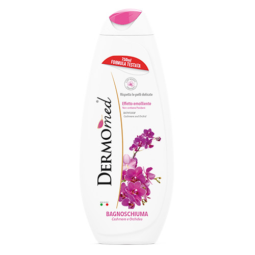 DERMOMED bath 750ml cashmere n' orchidea