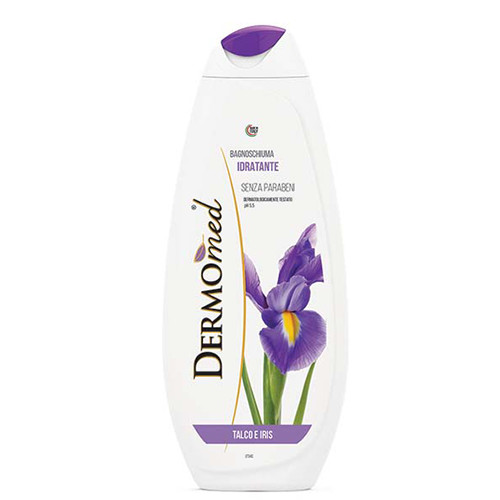 DERMOMED bath 500ml talco