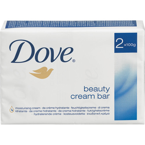 DOVE σαπούνι 2Χ100γρ original
