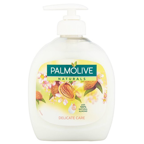 PALMOLIVE κρε/νο 300ml αντλία milk & almond