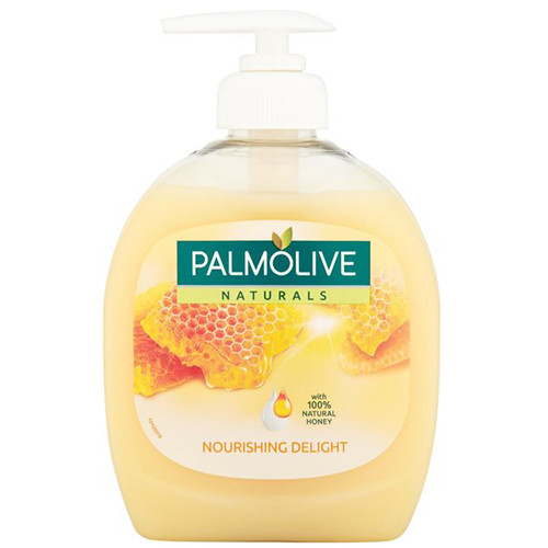 PALMOLIVE κρε/νο 300ml αντλία milk& honey nourish