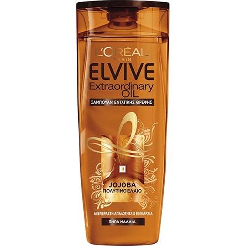 ELVIVE sh. 400ml (ΕΛ) extraordinary oil jojoba