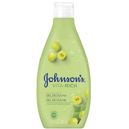 JOHNSON'S BATH VITA-RICH 750ml (ΕΛ) σταφύλι