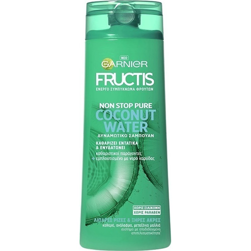 FRUCTIS sh. 400ml (ΕΛ) coconut water