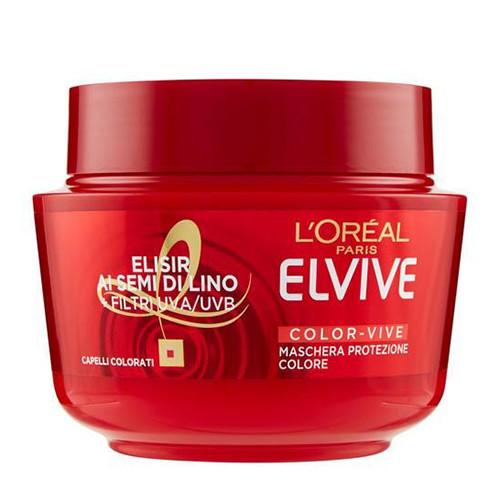 ELVIVE μάσκα μαλλιών 300ml (ΕΛ) color