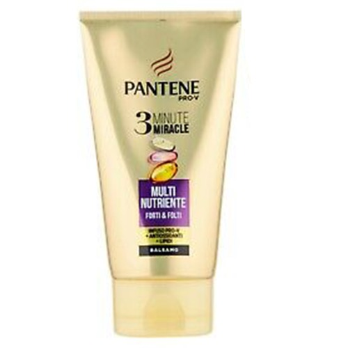 PANTENE conditioner 150ml 3 λεπτών multi nutriente