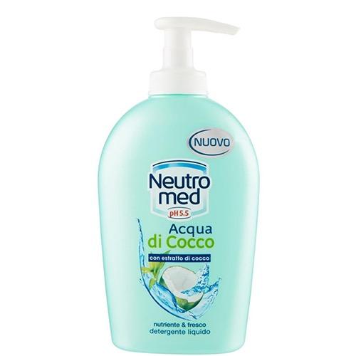 NEUTROMED κρεμοσάπουνο 300ml aqua cocco