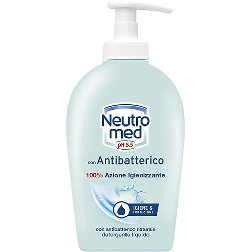 NEUTROMED κρεμοσάπουνο 300ml antibacterial