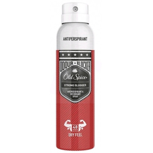 OLD SPICE deo spray 150ml strong slugger