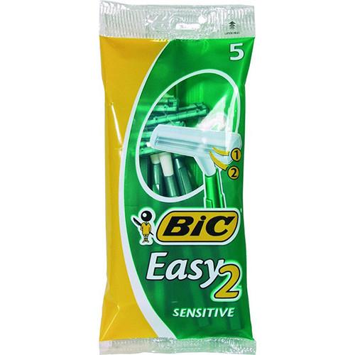 BIC TWIN EASY 5τεμ sensitive
