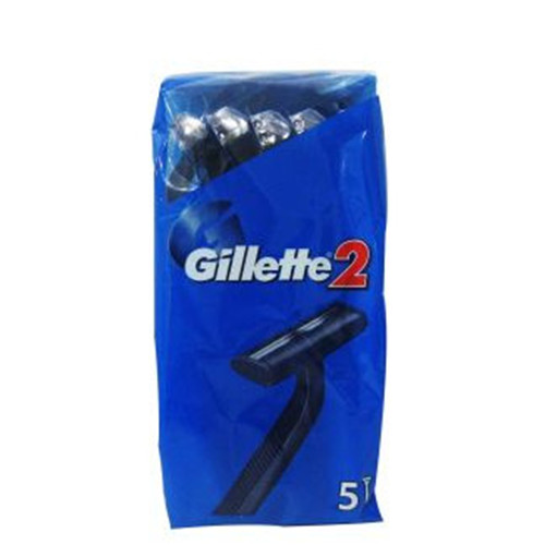GILLETTE BLUE2 ΣΑΚΟΥΛΑΚΙ 5τεμ