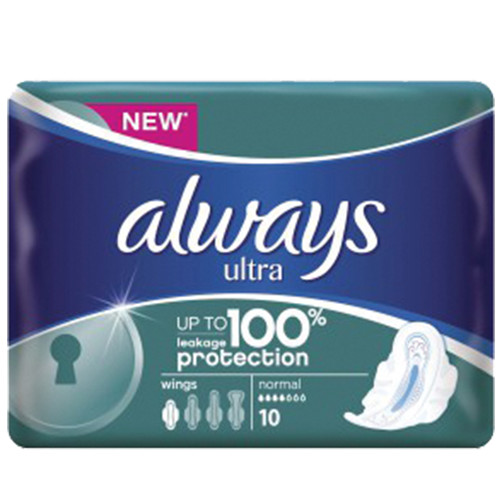 ALWAYS ULTRA normal plus 10τεμ (ΕΛ)