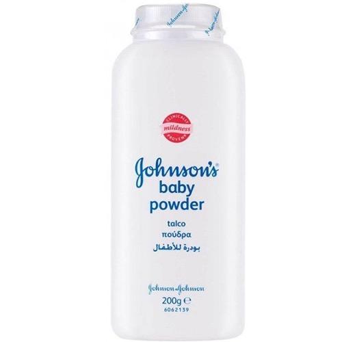 JOHNSON'S BABY powder 200gr (ΕΛ)