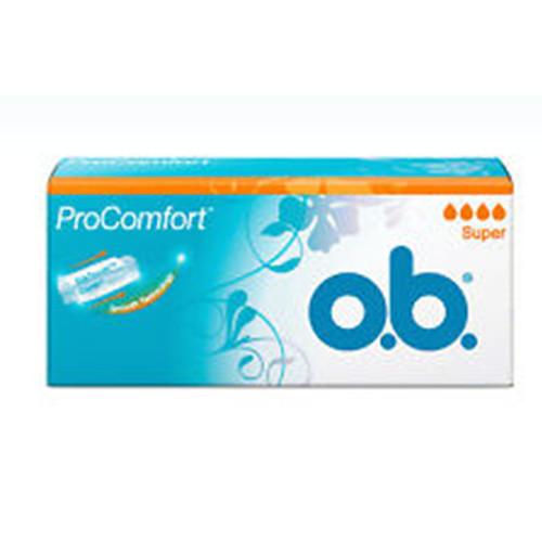 OB ταμπόν 16τεμ procomfort super