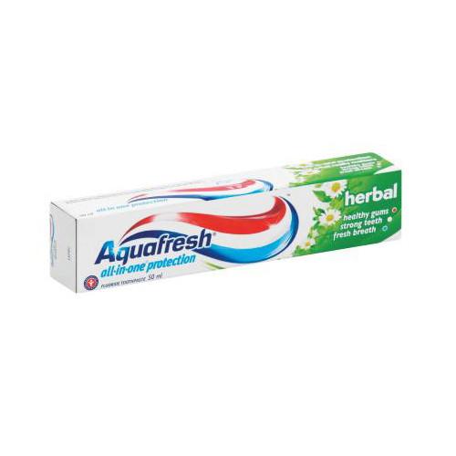 AQUA Fresh οδοντόκρεμα 100ml herbal