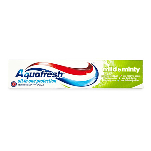 AQUA Fresh οδοντόκρεμα 75ml (ΕΛ) mild & minty