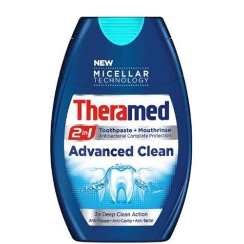 THERAMED οδοντ. 75ml advanced clean