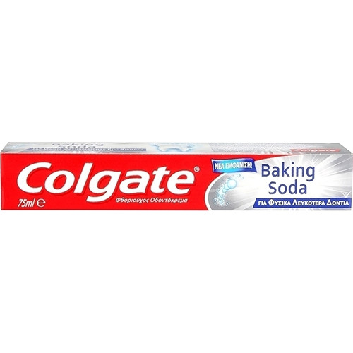 COLGATE οδοντ. baking soda 75ml (ΕΛ)