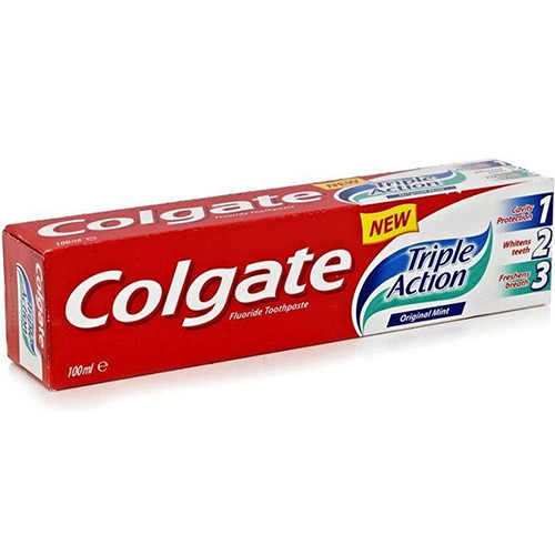 COLGATE οδοντ. triple action 100ml