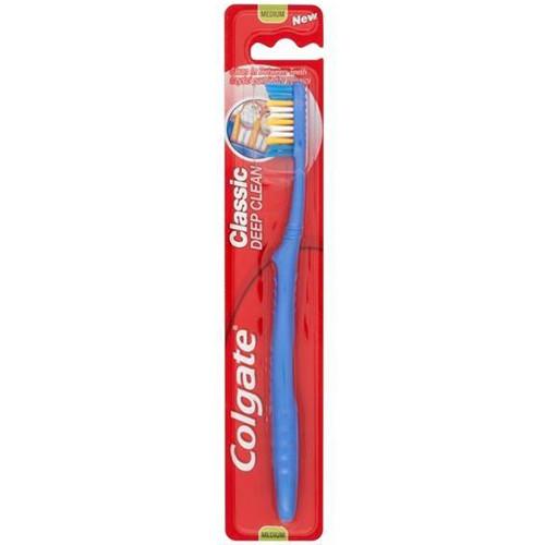COLGATE οδοντόβουρτσα deep clean medium