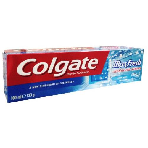 COLGATE οδοντ. max fresh 100ml cool mint