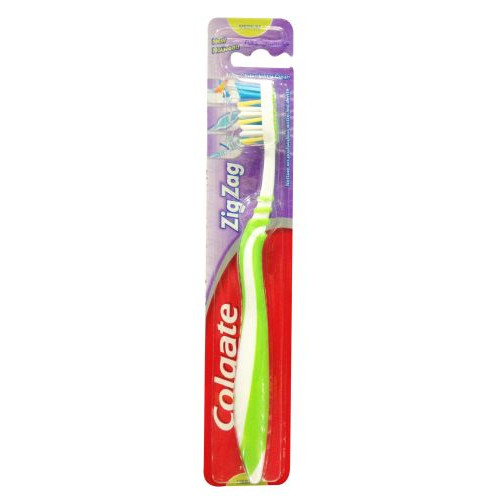 COLGATE οδοντόβουρτσα zig zag medium