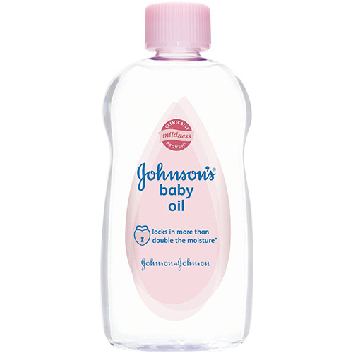 JOHNSON'S baby oil 300ml original