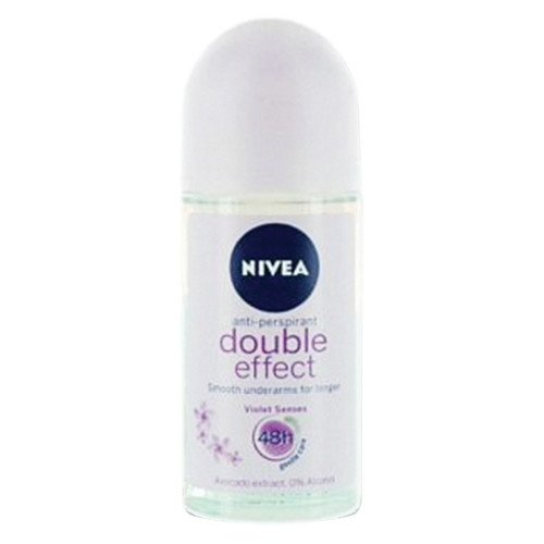 NIVEA roll on 50ml women double effect 48h