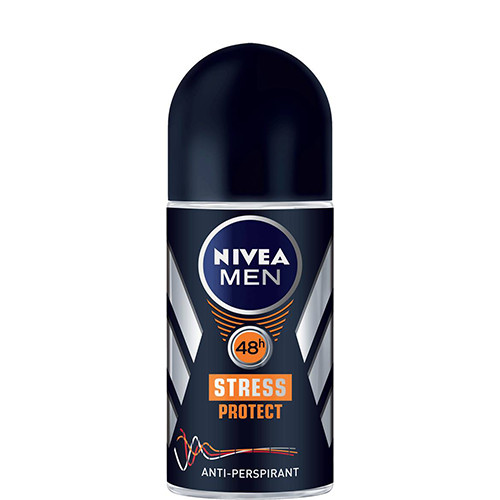 NIVEA roll on 50ml men stress protect 48h