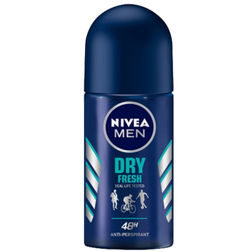 NIVEA roll on 50ml men dry fresh 48h