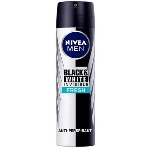 NIVEA spray 150ml men b&w active 48h