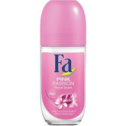 FA roll on 50ml pink passion