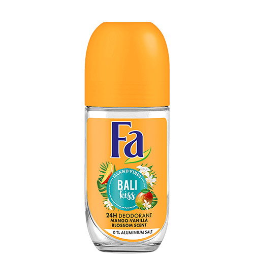 FA roll on 50ml bali kiss