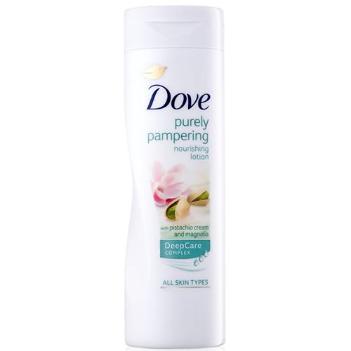 DOVE body lotion 250ml (ΕΛ) pampering φυστίκι