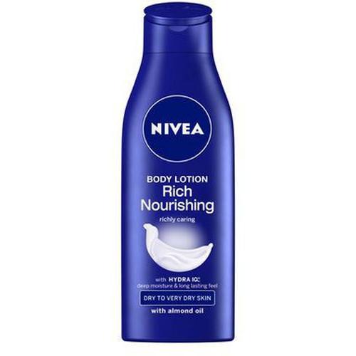 NIVEA body milk 250ml (ΕΛ) 48h rich nourishing