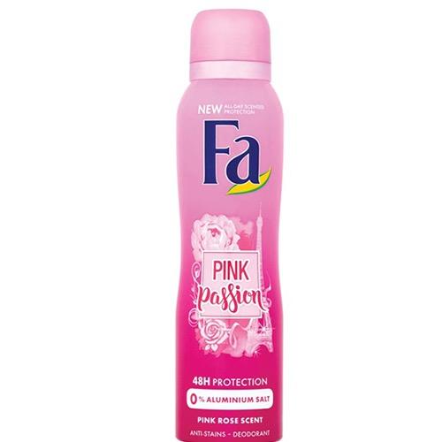 FA spray women 150ml pink passion