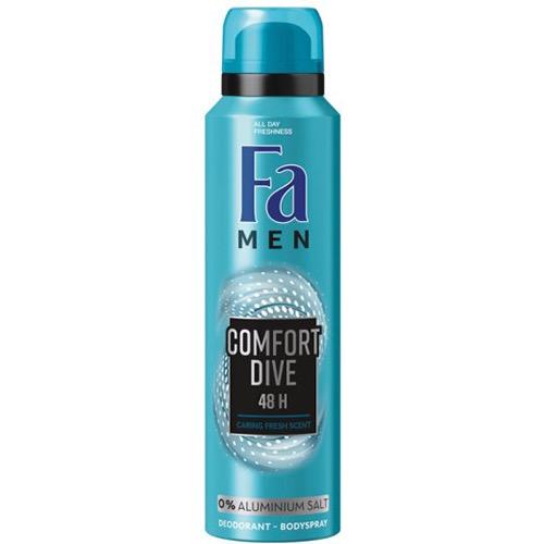 FA spray men 150ml comfort dive