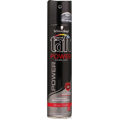 TAFT ΛΑΚ 250ml No5 power coffeine