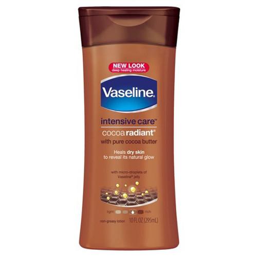 VASELINE int.care lotion 200ml(ΕΛ) cocoa radiant