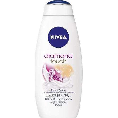 NIVEA bath 750ml (ΕΛ) diam touch