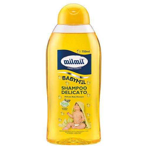 MILMIL baby shampoo 750ml