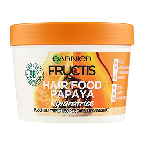 FRUCTIS μάσκα 3 in1 390ml papaya