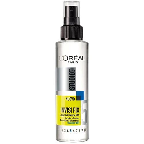 L' OREAL SL FX διάφανο gel 150ml forte (ΕΛ)