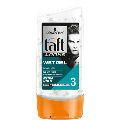 TAFT gel 150ml wet style N3