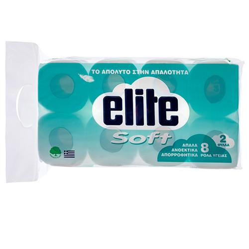 ELITE Ρ/Υ 2φ soft 8πλό 63γρ