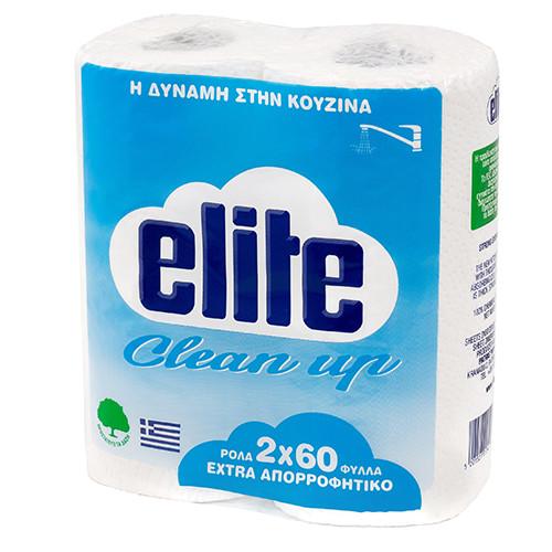 ELITE Ρ/Κ 2φ 2πλό clean up 110γρ